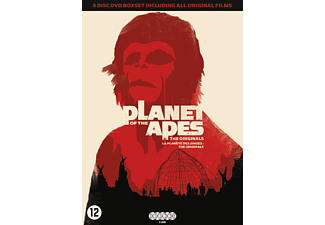 Planet Of The Apes - The Originals | DVD