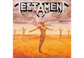 Testament - Practice What You Preach (CD)
