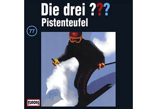 SONY MUSIC ENTERTAINMENT (GER) Die drei ??? 77: Pistenteufel