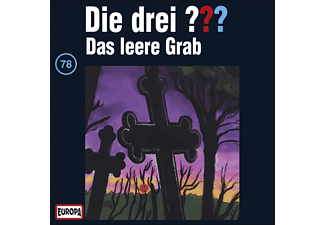 SONY MUSIC ENTERTAINMENT (GER) Die drei ??? 78: Das leere Grab