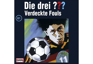 SONY MUSIC ENTERTAINMENT (GER) Die drei ??? 81: Verdeckte Fouls