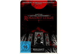 The Last Will and Testament of Rosalind Leigh - (DVD)