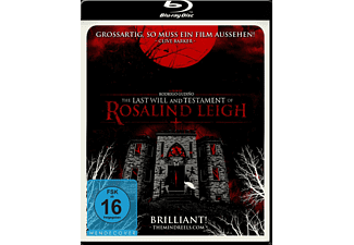 The Last Will and Testament of Rosalind Leigh - (Blu-ray)