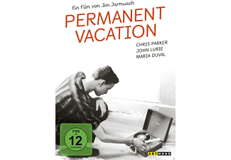 Permanent Vacation - (DVD)