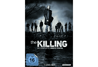 The Killing - Staffel 2 - (DVD)