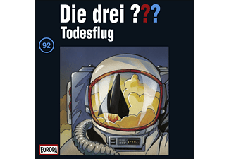 SONY MUSIC ENTERTAINMENT (GER) Die drei ??? 92: Todesflug