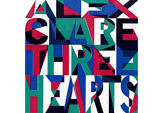 Alex Clare - Three Hearts - (CD)