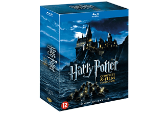Harry Potter Collectie (1 - 8) Blu-ray