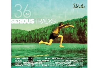 3FM - 36 Serious Tracks | CD