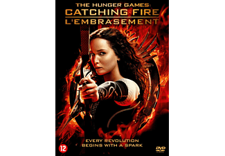 Hunger Games 2 : L'embrasement DVD