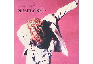 Simply Red - A New Flame (CD)