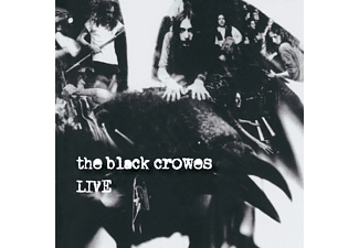 The Black Crowes - Live - (CD)