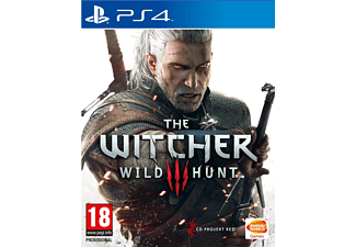 The Witcher 3 Wild Hunt - Premium Edition  PS4