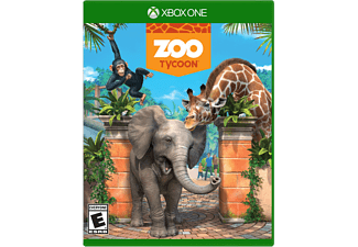 ARAL Xbox One Zoo Tycoon