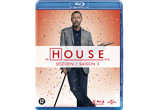 House M.D. - Seizoen 3 | Blu-ray