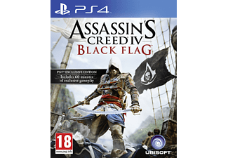 Assassin's Creed IV: Black Flag FR/NL PS4