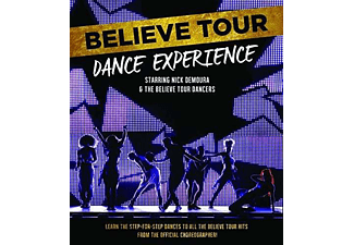 Nick Demoura - Believe Tour Dance Experience (Blu-ray)