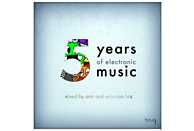 VARIOUS - 5 Years Of Electronic Music [CD]