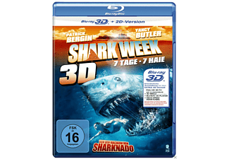 Shark Week - (3D Blu-ray (+2D))