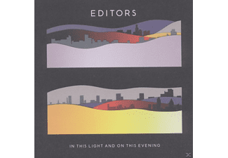 Editors - In This Light And On This Evening - (CD)