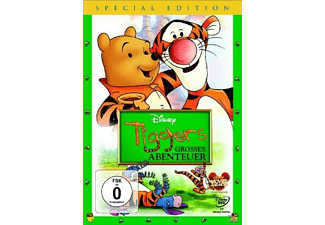 Tiggers großes Abenteuer - Special Edition - (DVD)