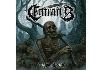 Entrails - Raging Death - (CD)