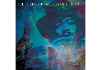 Jimi Hendrix - Valleys Of Neptune [CD]