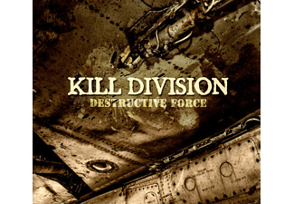 Kill Division - Destructive Force - (CD)