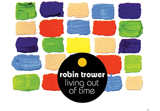 Robin Trower - Living Out Of Time - (CD)
