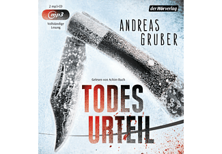 Todesurteil - 2 MP3-CD - Krimi/Thriller