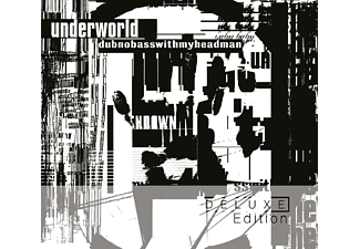 Underworld - Dubnobasswithmyheadman - (CD)