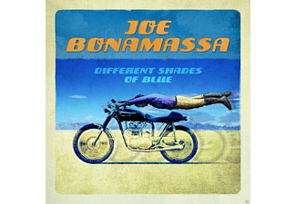 Joe Bonamassa - Different Shades Of Blue | LP