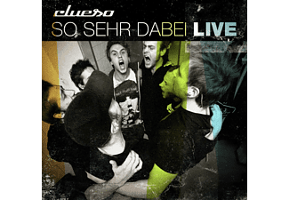 Clueso - So Sehr Dabei-Live - (CD)