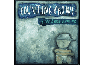 Counting Crows - Somewhere Under Wonderland - (Vinyl)