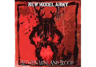 New Model Army - Between Wine And Blood - (Vinyl)