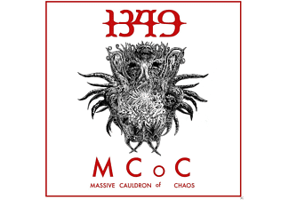 1349 - Massive Cauldron Of Chaos (Ltd.Edition Incl. Bonus) - (CD)