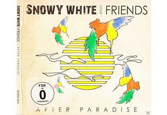 Snowy And Friends White - After Paradise - (DVD)
