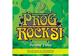 VARIOUS - Prog Rocks! Volume 3 [CD]