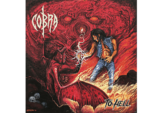 Cobra - To Hell (Ltd.Red 180g Vinyl) - (Vinyl)