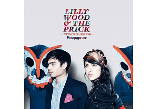 Lilly Wood & The Prick - Invincible Friends - (CD)