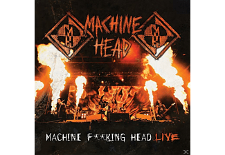 Machine Head - Machine F**king Head Live - (CD)