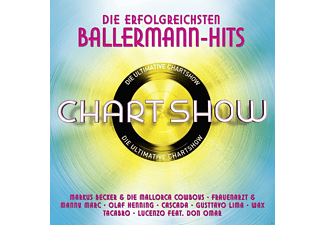 VARIOUS - Die Ultimative Chartshow - Ballermann Hits - (CD)
