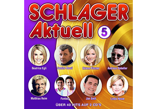 VARIOUS - Schlager Aktuell 5 - (CD)