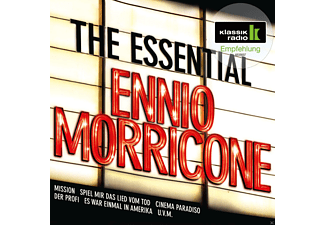 Diverse - The Essential Ennio Morricone - (CD)