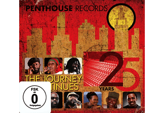 VARIOUS - Penthouse 25. The Journey Continues - (CD)