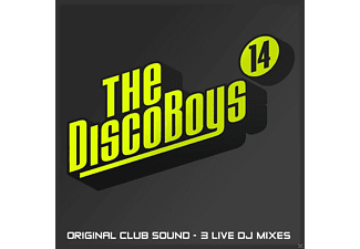 VARIOUS - The Disco Boys Vol. 14 - (CD)