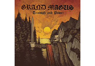 Grand Magus - Triumph And Power - (CD)