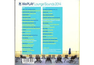 VARIOUS - Weplay - Lounge Sounds 2014 - (CD)