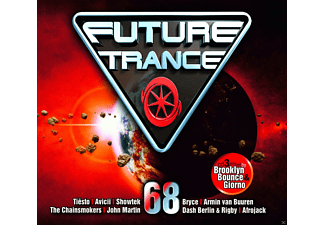 VARIOUS - Future Trance 68 - (CD)