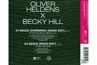 Oliver Heldens & Becky Hill - Gecko (Overdrive) (2track) [5 Zoll Single CD (2-Track)]